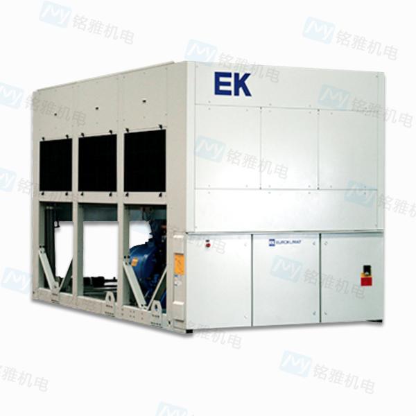 EKAS降膜蒸发冷却式螺杆机组